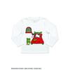 (100)ノンタン Tシャツ サンタクロース