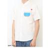 (SS)五味太郎 半袖シャツ きんぎょがにげた 金魚鉢