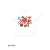 (120)五味太郎 Tシャツ きんぎょがにげた カバー