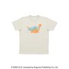 (S)11ぴきのねこ Tシャツ 恐竜
