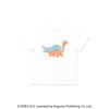 (120)11ぴきのねこ Tシャツ 恐竜
