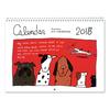 2018 高畠純オリジナルカレンダー