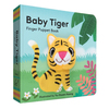 Finger Puppet Book Baby Tiger