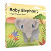 Finger Puppet Book Baby Elephant