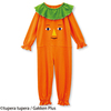 (120)tupera tupera×フェリシモ やさいさん にんじんさんのオールインワンパジャマ
