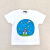(100)ノンタン Tシャツ おやすみ