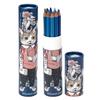 ヒグチユウコ 色鉛筆15色セット 青