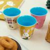 【絵本ナビ限定】おばけのてんぷら ミニメラミンカップ3個セット