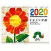 2020 エリック・カール 壁掛けカレンダー(シール付き)
