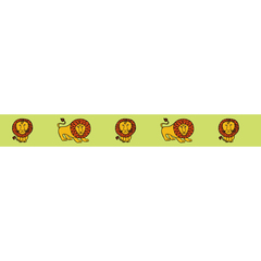mtマスキングテープ  リサラーソン lion