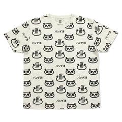 (M)tupera tupera Tシャツ パンダ銭湯 パターン