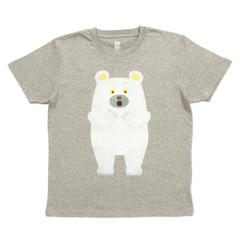 (SS)tupera tupera Tシャツ しろくまのパンツ ディスカバリー