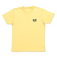 (L)tupera tupera Tシャツ パンダ銭湯 サングラス