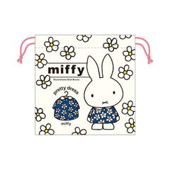 ミッフィー ミニ巾着 pretty dress