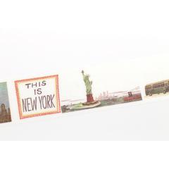 mtマスキングテープ ミロスラフ・サセック This is NewYork