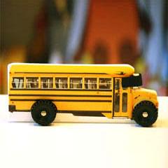 走る絵本 バス