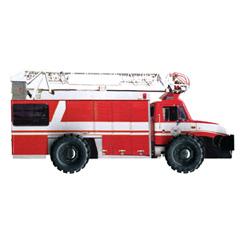 走る絵本(消防車)