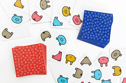 五味太郎 どうぶつさがしカードの商品画像4