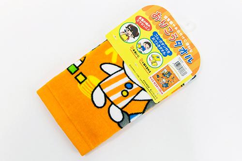 こぐまちゃん おりこうタオル たのしいねの商品画像6