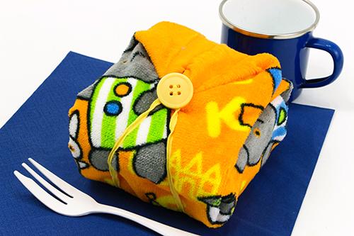 こぐまちゃん おりこうタオル たのしいねの商品画像4