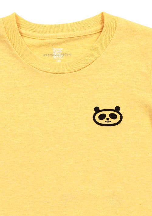 (100)tupera tupera Tシャツ パンダ銭湯 サングラスの商品画像4