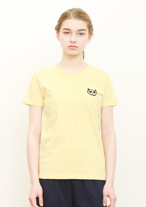 (L)tupera tupera Tシャツ パンダ銭湯 サングラスの商品画像9