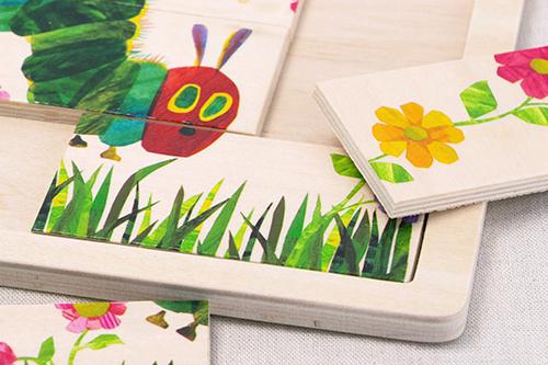 木製パズル はらぺこあおむしの商品画像4