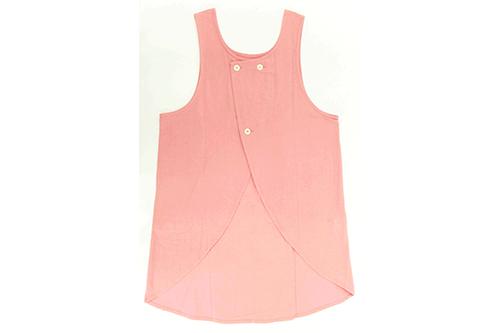 (F)からすのパンやさん エプロン ピンクの商品画像2