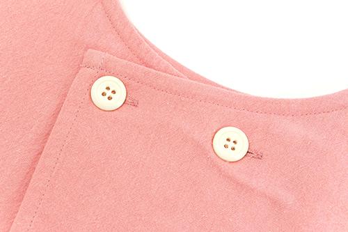 (F)からすのパンやさん エプロン ピンクの商品画像3