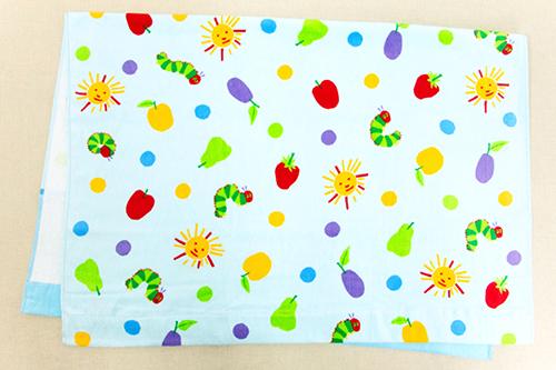 はらぺこあおむし マルチタオル 太陽あおむしの商品画像3