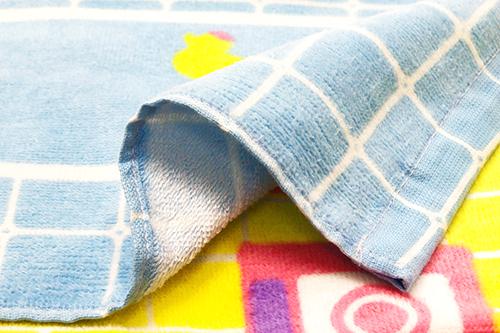 広げて遊べるバスタオル わたしのおうちの商品画像7