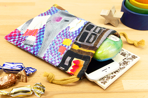 ぐるんぱのようちえん 巾着の商品画像5