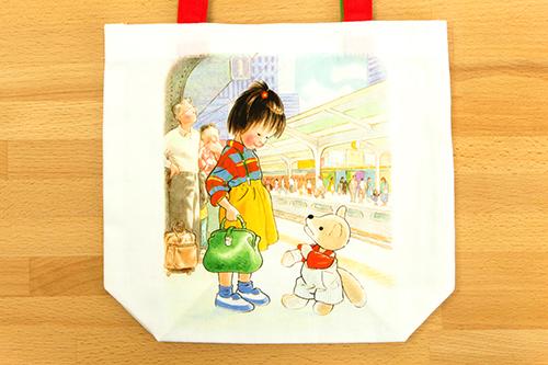 林明子 おつかいバッグ こんとあきの商品画像2