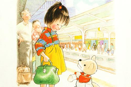 林明子 おつかいバッグ こんとあきの商品画像4