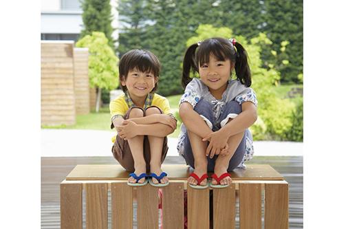 (17cm)ケンコーミサトっ子 草履 ほしの商品画像5