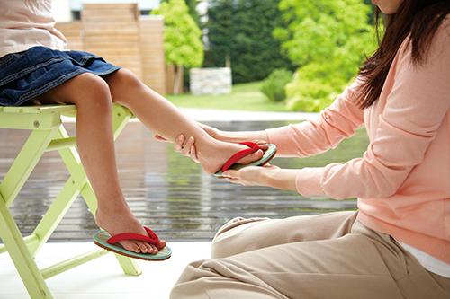 (17cm)ケンコーミサトっ子 草履 ほしの商品画像7