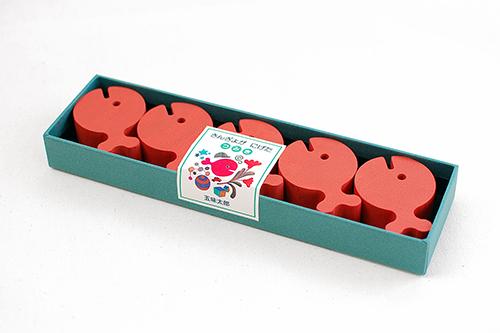五味太郎 「きんぎょがにげた」のつみきの商品画像10