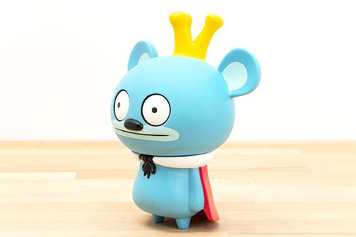 BOSSY BEAR フィギュア くれくれくまちゃんの商品画像2