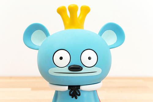 BOSSY BEAR フィギュア くれくれくまちゃんの商品画像4