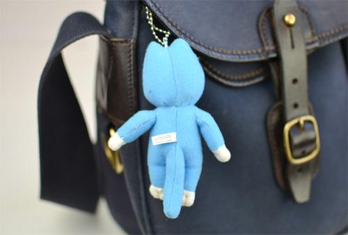 11ぴきのねこ マスコット ブルーの商品画像2