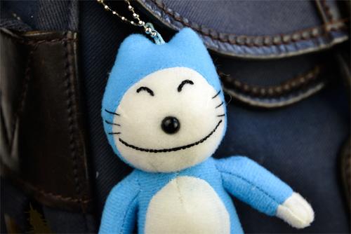 11ぴきのねこ マスコット ブルーの商品画像3