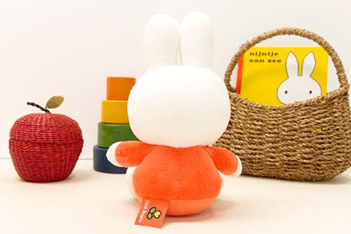 ミッフィー ぬいぐるみS オレンジの商品画像3