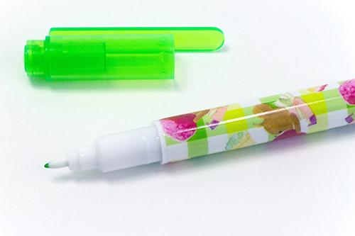 くまのがっこう ツインペン(グリーン)の商品画像2