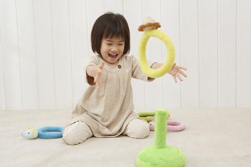 エド・インター 布のおもちゃ ふわふわなげっこの商品画像4
