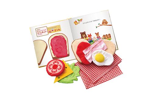 エド・インター えほんトイっしょ しょくぱんくんとサンドイッチの商品画像2