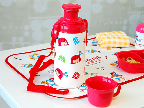 マドレーヌ 2WAY水筒の商品画像1