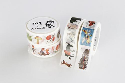 mtマスキングテープ アラン・グレ 人物の商品画像3