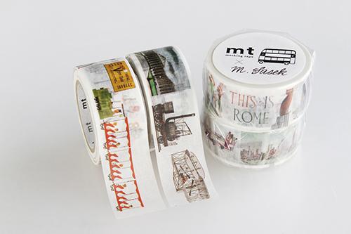 mtマスキングテープ ミロスラフ・サセック This is NewYorkの商品画像3