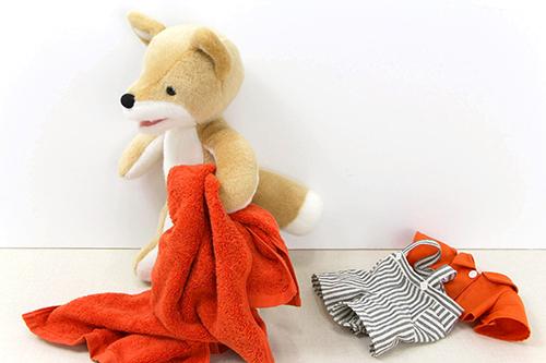こんとあき 絵本&日本製ぬいぐるみセット(ギフトラッピング込)の商品画像10