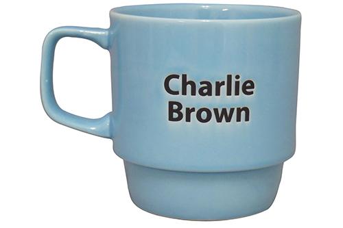 スヌーピー マグカップ チャーリーブラウンの商品画像2